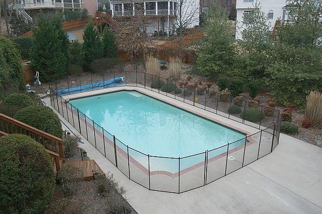 Havuz Güvenlik Filesi